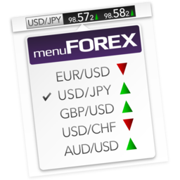 Logo for menuFOREX