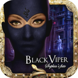Logo for Black Viper - Sophia's Fate