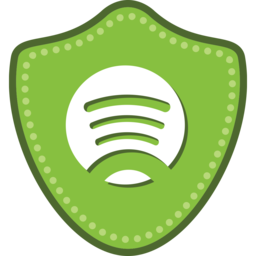 Logo for Spotifree