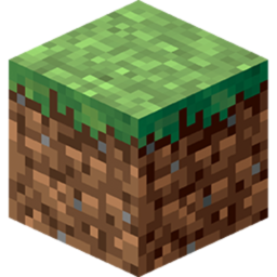 Logo for Minecraft