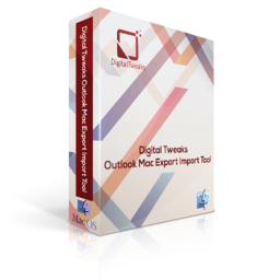 Logo for Digital Tweaks Outlook Mac Export Import Tool