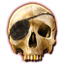 Logo for Halloween: The Pirate's Curse