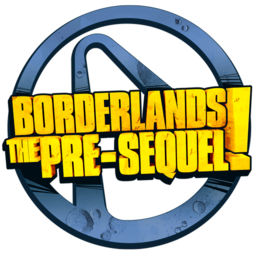 Logo for Borderlands: The Pre-Sequel!