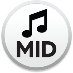 Logo for MIDI to MP3