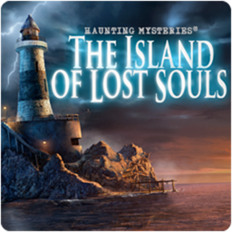 Logo for Haunting Mysteries: The Island of Lost Souls CE