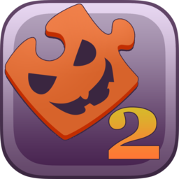 Logo for Holiday Jigsaw Halloween 2