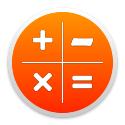 Logo for Vibrant Calculator