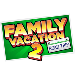 Logo for Family Vacation 2 - Road Trip