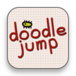 Logo for DoodleJump