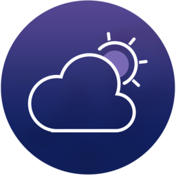 Logo for Widget for The Weather Channel
