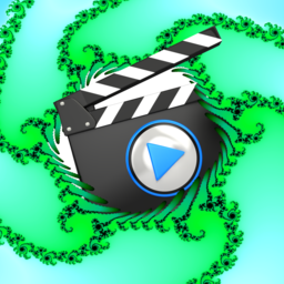 Logo for Video Fractal