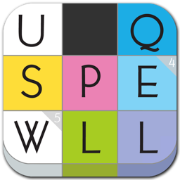 Logo for SpellTower
