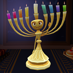 Logo for My Menorah
