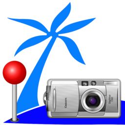 Logo for Photo Geolocation