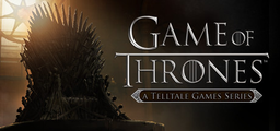 Logo for Game of Thrones – A Telltale Games Series
