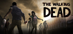 Logo for The Walking Dead - A Telltale Games Series