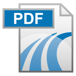 Logo for deskPDF Creator