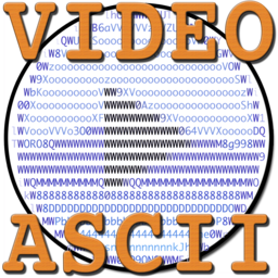 Logo for Video ASCII Art