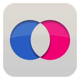 Logo for Flickr Gallery