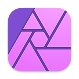Logo for Affinity Photo