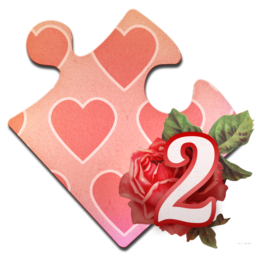 Logo for Holiday Jigsaw Valentine's Day