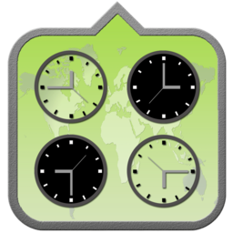 Logo for Time Zones Menu Bar