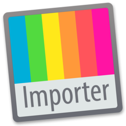 Logo for Color Palette Importer