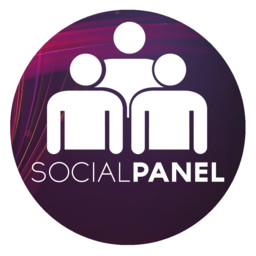 Logo for SocialPanel