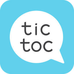 Logo for Tictoc