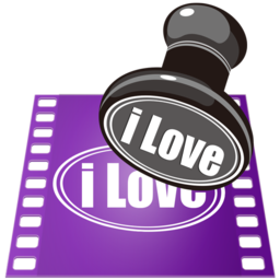 Logo for iLove Video Watermark