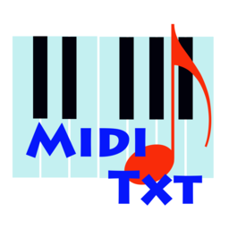 Logo for MidiTxt