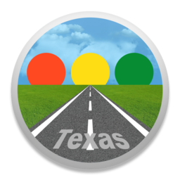 Logo for Texas Driving Test