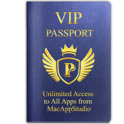 Logo for VIP Passport