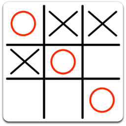 Logo for Tic Tac Toe