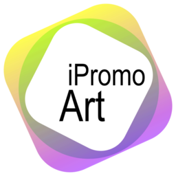 Logo for iPromo Art Creator