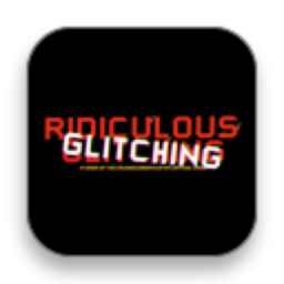 Logo for Ridiculous Glitching