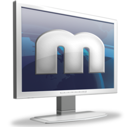 Logo for Matrox PowerDesk