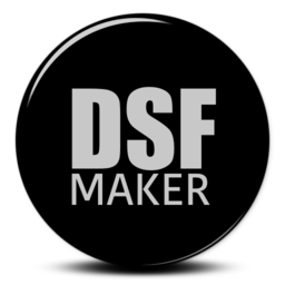 Logo for DSF Maker