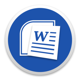 Logo for Word Writer