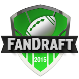 Logo for FanDraft Football