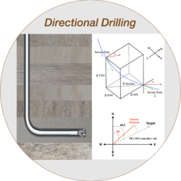 Logo for Directional Drilling
