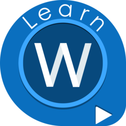 Logo for Learn To Use - Microsoft Word