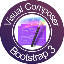 Logo for Visual Composer – Bootstrap 3