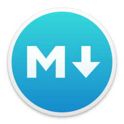 MacDown is part of Text Editors, plain and simple
