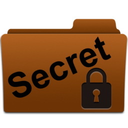 Logo for Secret-Files