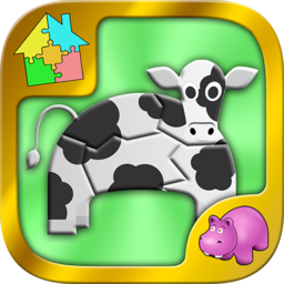Logo for Farm Jigsaw Puzzle