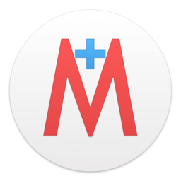 Logo for Markdown Plus