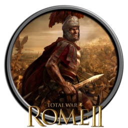 Logo for Total War: Rome II - Emperor Edition