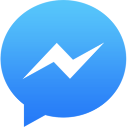 Logo for Facebook Messenger