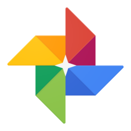 Logo for Google Photos Backup